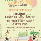 ANGEL SANCHEZ DJ VINYL SET-OPENING WE LOVE  2015 AT SANKEYS IBIZA-SPEKTRUM LOVE VINYL
