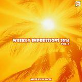 Weekly Impressions 2014 vol.3 [līgo edition]