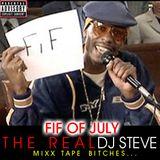 2013 FIF OF JULY MIXX TAPE