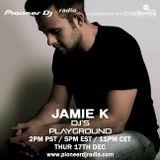 Jamie K - Pioneer DJ's Playground