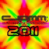 CJAMM: CJ's Amazing Music Mash (Re-Upload)  - 2011