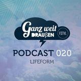 GWD Podcast 020 - Lifeform 18-05-15
