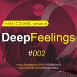 Mihai Cojanu - Episode #034 - Deep Feelings 2 @ Impact FM Iasi