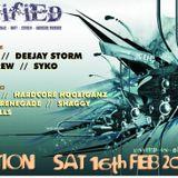 Mulgrew Live @ Unified : Nation, Bangor 16th Feb 2008