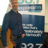 Russell Hill's Country Music Show on Express FM feat. Andy Butler. 4th October 2015