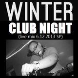 Dj Puky - Winter Club Night  (live mix SP 6.12.2013)