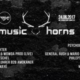 T.E.D @ Music Horns (MS Connexion Mannheim)[23.06.17]