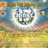 Zack Hill – Slinky 17 Set Re-Recording – May 2016