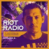 LaCrème Pres. Riot Radio 002