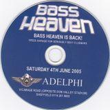 Bass Heaven @ The Adelphi Sheffield