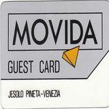 Leo Mas @ Movida, Jesolo VE - 14.12.1991