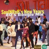 SoulNRnB's Xmas & New Years 80's Boogie Mix