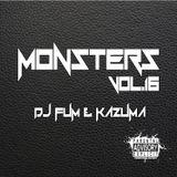 Monsters Vol.16 DJ FUM & KAZUMA