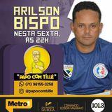 PAPO COM TILLE - 05-05-17 - ARILSON BISPO