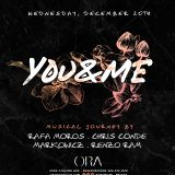 Renzo Ram @ Ora - You and Me  (20-12-2017)