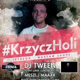 DJ Tween Live @ Holidays - Orchowo (24.05.2014)