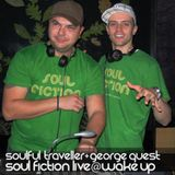 Soul Fiction live @ Wake Up Sofia 23Nov12 (Soulful Traveller & George Quest)