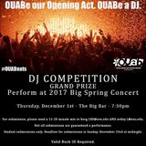 OUABe a DJ Contest Submission