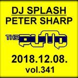 Dj Splash (Peter Sharp) - Pump WEEKEND 2018.12.08.