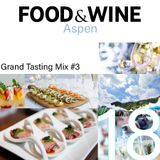 Food & Wine Grand Tasting Mix, custom curated for the F&W Magazine Classic.