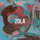 Zola live at Disco Kiez (13.05.17) @ Loftus Hall Berlin