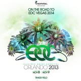 Cedric Gervais - Live @ Electric Daisy Carnival EDC Orlando (USA) 2013.11.09.
