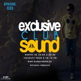 Exclusive Club Sound Podcast Closing 2014 mixed by Álvaro Albarrán