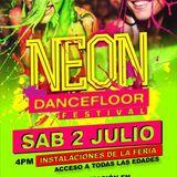 #Neon Dance Floor Festival MIXED BY Y4EL
