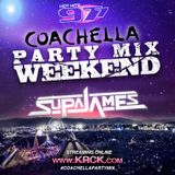 SupaJames Coachella Radio Set