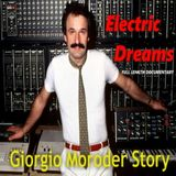 Giorgio Moroder Story - Electric Dreams (The Full Documentary) BBC Radio 2 electronic disco 70s 80s