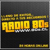 Bailable Radio 80s.cl :: 10 de Noviembre 2016