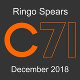 RINGO SPEARS AT CLUB 71 DECEMBER 2018