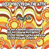 Deepvibes from the Attic 6th june,17  by Danny Villagrasa