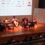 A literatura pode transformar o mundo?Ana M. de Caravalho Mª M. Viana, Mathias Enard Nuno Camarneiro