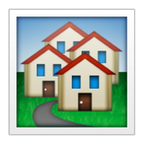 The Emoji Suite: House Buildings
