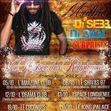 Dj Tizo-Turn up da Music #Special La Rentrée des Reunionnais