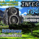 Infected Radio - Good Friday - 14/04/17