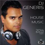 DJ GeneriS - 2014 House Dedication (September Part 1)
