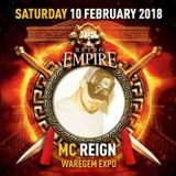 Franky Kloeck featuring MC Reign @ Retro Empire 2018