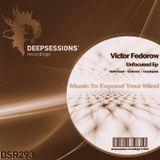 DSR293 Victor Fedorow - Unfocused Ep