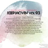 Angel Monroy Presents Keep Movin 93