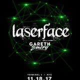 Gareth Emery Live @ Laserface @ Terminal 5, New York USA 18-11-2017