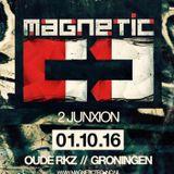 2Junxion @ Magnetic // 01-10-2016 // ORKZ Bar // Groningen NL
