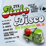 ZYX Italo Disco New Generation Vol.10 (Continuos Mix by Cziras)