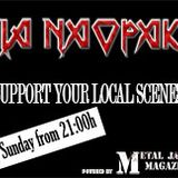 Metal Show Pila Naopako - 29.10.2017. Black Cult, Dissector, Enslaved,....