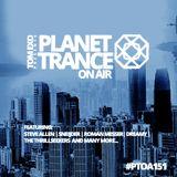 Tom Exo - Planet Trance On Air (#PTOA151)