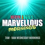 CandoFM Breakfast with Peter & Meryn - 09/08/17