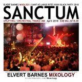 SANCTUM Uplifting / Orchestral Trance (Saint-At-Large BLACK PARTY) April 2018 Mix