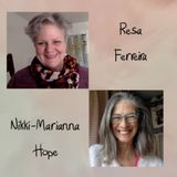How Sound Shapes Your Life Part 7. Nikki-Marianna Hope interviews Resa Ferreira: Sounds of Grief