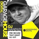 GARAGEHOUSE SESSIONS HOUSE DIGITAL RADIO APRIL SHOW